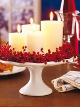 Minimalist christmas coffee table centerpiece ideas 04