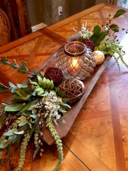 Minimalist christmas coffee table centerpiece ideas 19