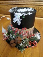 Minimalist christmas coffee table centerpiece ideas 21
