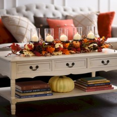 Minimalist christmas coffee table centerpiece ideas 31