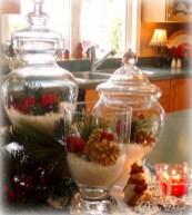 Minimalist christmas coffee table centerpiece ideas 36