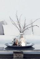 Minimalist christmas coffee table centerpiece ideas 38
