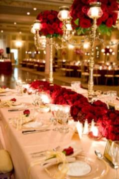 Romantic winter vintage wedding decoration ideas (18)