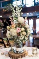Romantic winter vintage wedding decoration ideas (34)