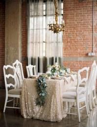 Romantic winter vintage wedding decoration ideas (37)