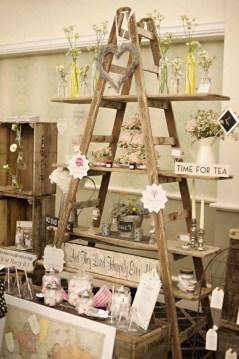Romantic winter vintage wedding decoration ideas (7)
