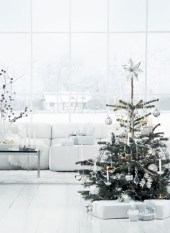Totally inspiring small christmas tree decoration ideas for space saving 11