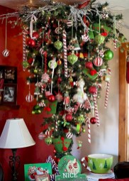 Totally inspiring small christmas tree decoration ideas for space saving 25