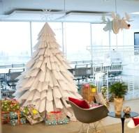 Unique christmas tree decoration ideas for your alternatives 02