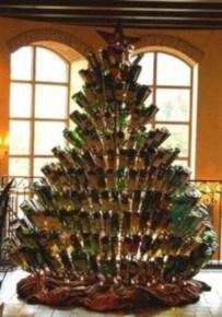 Unique christmas tree decoration ideas for your alternatives 05