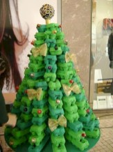 Unique christmas tree decoration ideas for your alternatives 11