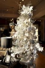 Unusual black christmas tree decoration ideas 03