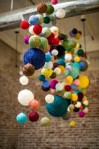 Adorable christmas chandelier decoration ideas 09
