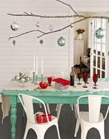Adorable christmas chandelier decoration ideas 31