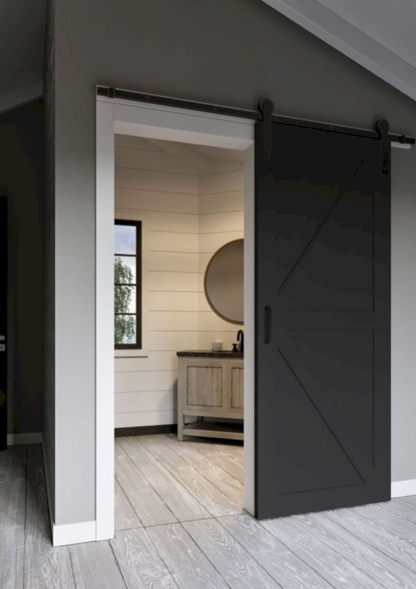 Awesome interior sliding doors design ideas for every home 03