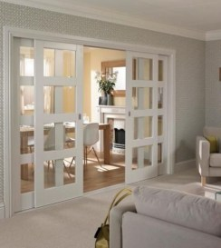 Awesome interior sliding doors design ideas for every home 08