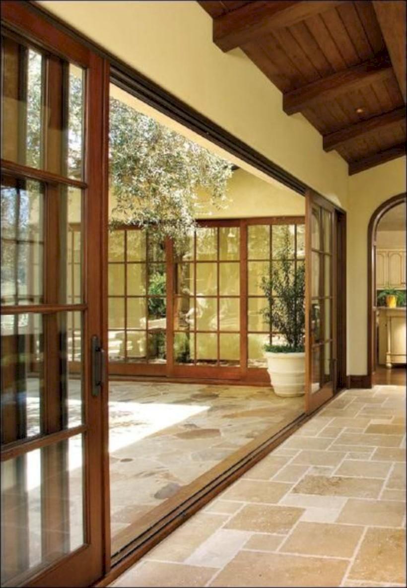 Awesome interior sliding doors design ideas for every home 30
