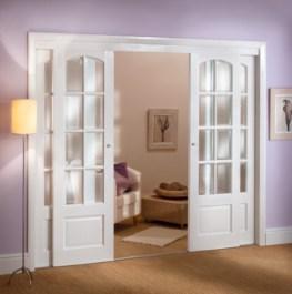 Awesome interior sliding doors design ideas for every home 32
