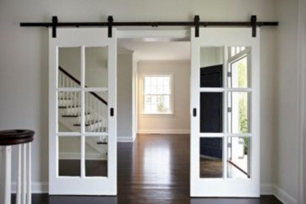 Awesome interior sliding doors design ideas for every home 33