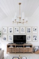 Awesome large wall art inspiration ideas for your living rooms 17