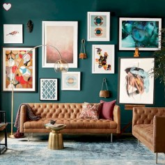 Awesome large wall art inspiration ideas for your living rooms 24
