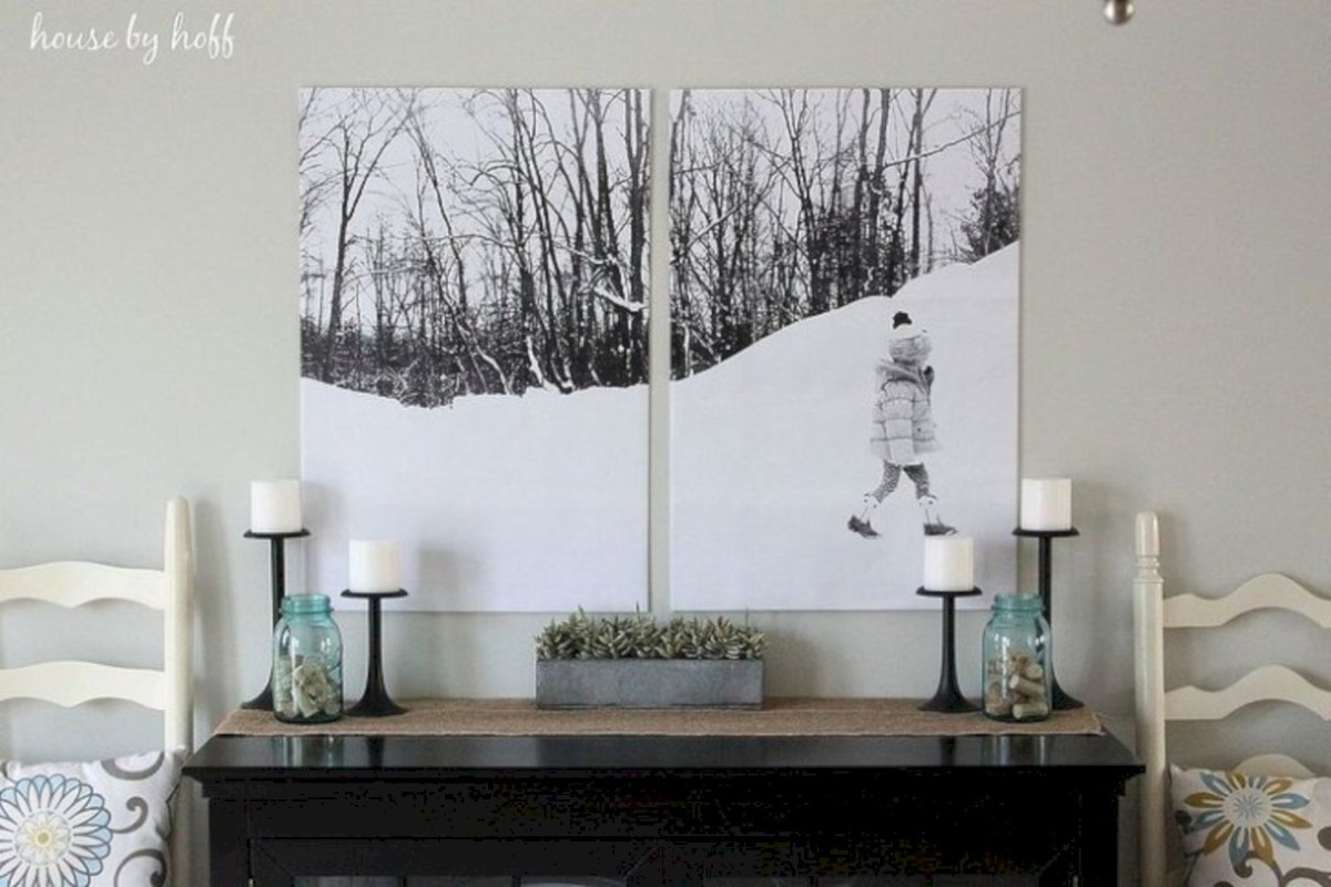 Awesome large wall art inspiration ideas for your living rooms 26