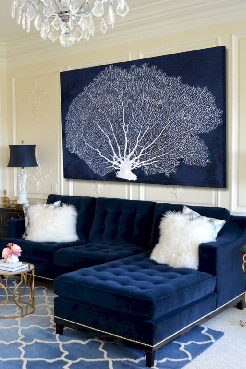 Awesome large wall art inspiration ideas for your living rooms 35