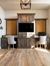 Awesome rustic home office designs ideas 40