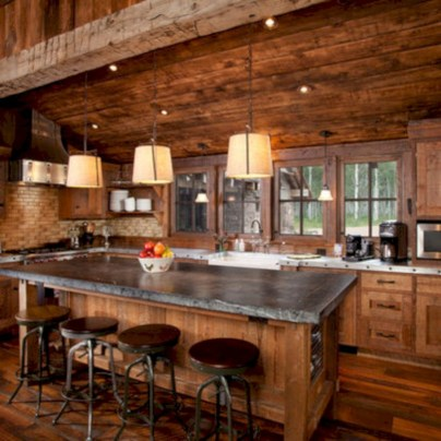 Bright and colorful kitchen design ideas 37