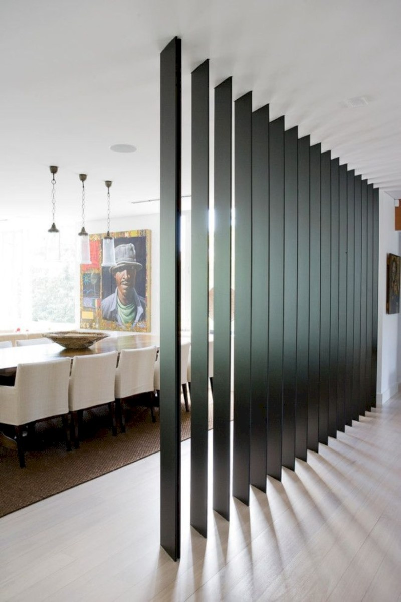 Brilliant room dividers partitions ideas you should try 05