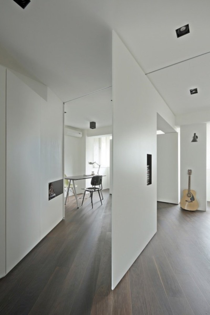 Brilliant room dividers partitions ideas you should try 50