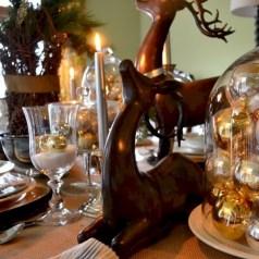 Charming winter centerpieces decoration ideas 22