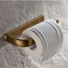 Cool and unique toilet tissue paper roll holders ideas 13