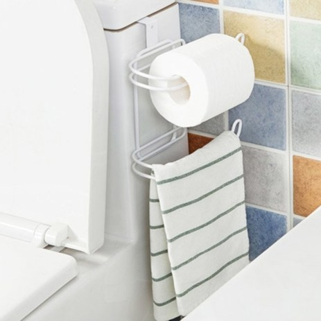 Cool and unique toilet tissue paper roll holders ideas 22