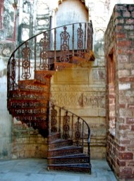 Cool space saving staircase designs ideas 26
