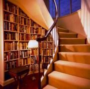 Cool space saving staircase designs ideas 44