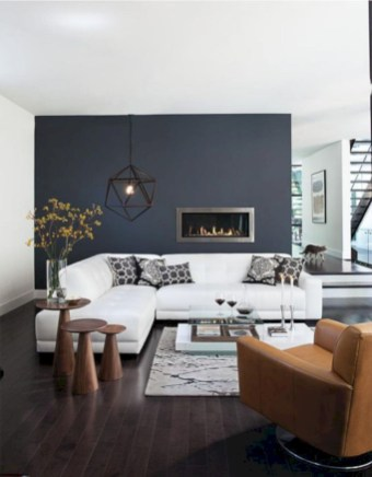 Creative living rooms design ideas for your inspiration 11