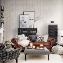 Creative living rooms design ideas for your inspiration 13