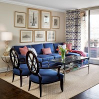 Creative living rooms design ideas for your inspiration 24