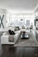 Creative living rooms design ideas for your inspiration 32