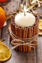 Fabulous christmas decoration ideas using candles 05