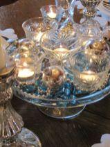 Fabulous christmas decoration ideas using candles 13