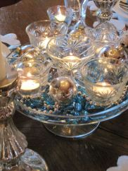 Fabulous christmas decoration ideas using candles 13