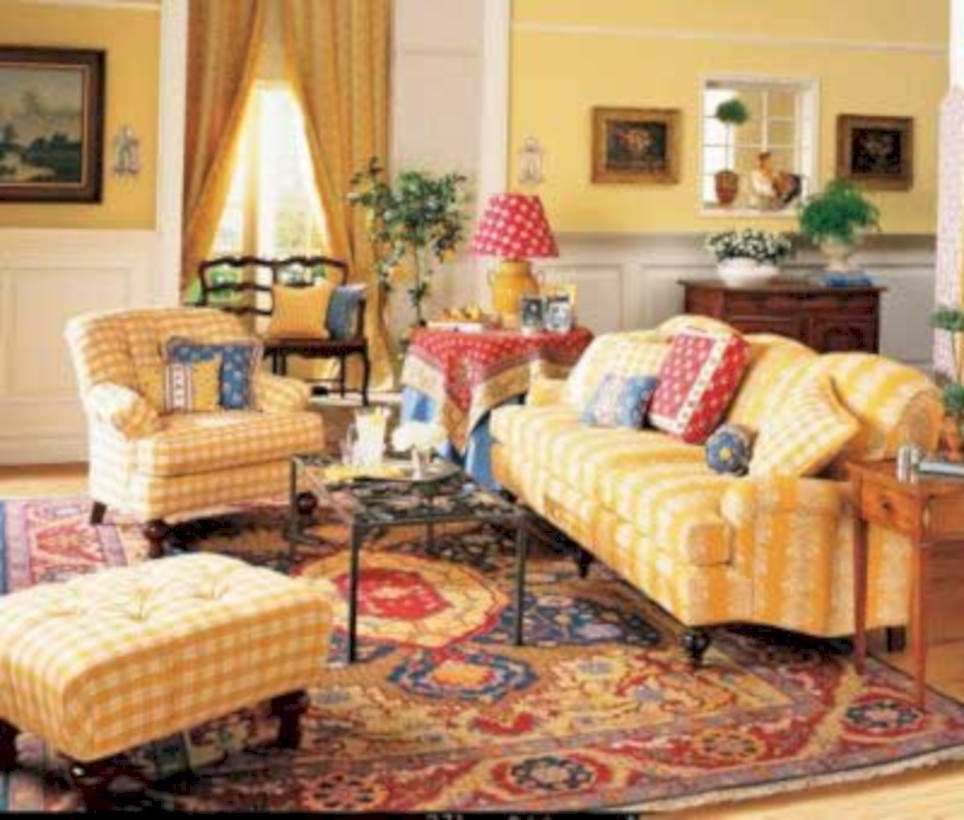 Gorgeous yellow accent living rooms inspiration ideas 13