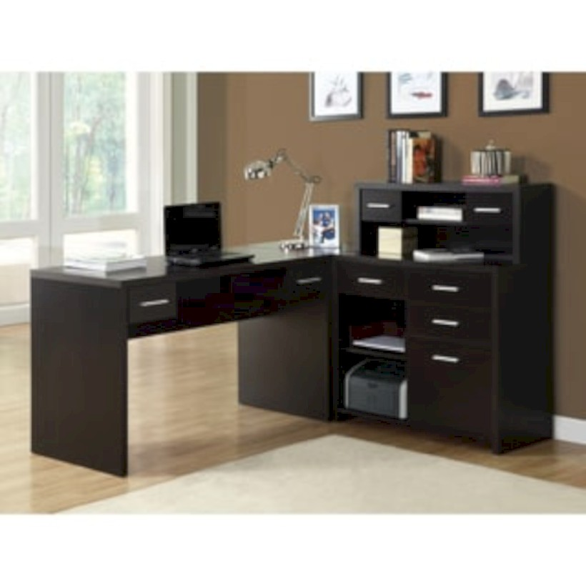 Inspirational home office desks ideas you will totally love 02