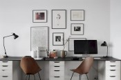 Inspirational home office desks ideas you will totally love 28