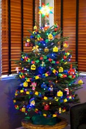 Inspiring christmas decoration ideas suitable for geek 04