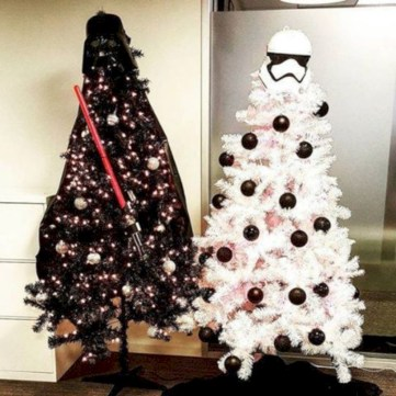 Inspiring christmas decoration ideas suitable for geek 18