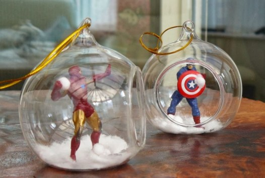 Inspiring christmas decoration ideas suitable for geek 25