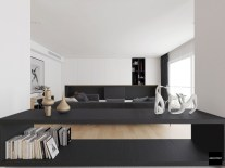 Modern living room wall units ideas with storage inspiration 27